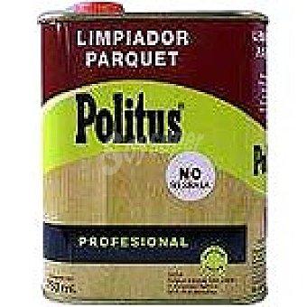 Politus Limpiador profesional para parquet Lata 750 ml