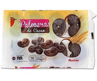 Auchan Palmeras de chocolate 275 Gramos
