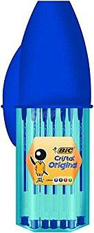 Bic 929081 - bolígrafos en tubo, tinta multicolor Pack de 20