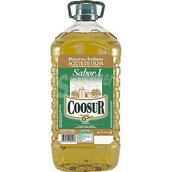 Coosur Aceite de oliva 1º intenso bidon 5 l