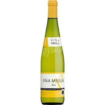 VIÑA MEIGA Vino blanco de Galicia botella 75 cl 75 cl