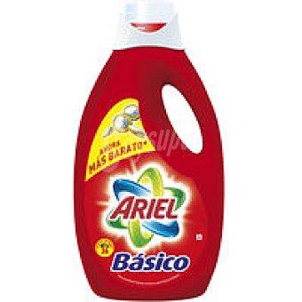 Ariel Detergente máquina líquido Botella 36 dosis