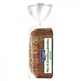 Casado Pan 15 cereales y semillas 675 G 675 g