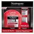 Set de noche Cellular Boost (crema de noche regeneradora 50 ml + Contorno de ojos antiarrugas15 ml) 1ud 50 ml Neutrogena