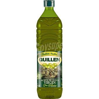 GUILLEN Aceite de oliva virgen Gran Selección  botella 1 l