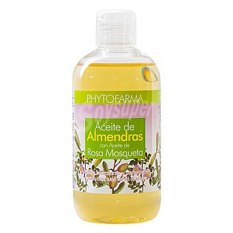 Phytofarma Aceite de almendras + rosa mosqueta 250 ml