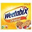 Cereales integrales de trigo sin lactosa 645 g Weetabix