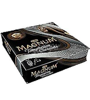 MAGNUM de FRIGO Magnum Temptation de chocolate Pack de 3x80 ml