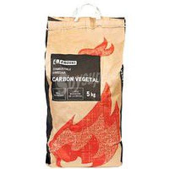 Eroski Carbón vegetal Saco 5 kg