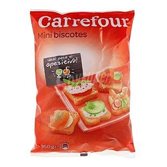Carrefour Mini biscottes 350 g