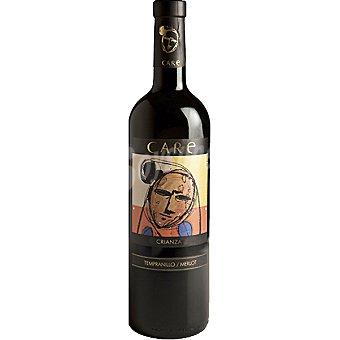 CARE Vino tinto crianza D.O. Cariñena botella 75 cl 75 cl