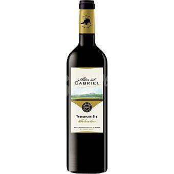 ALTOS DEL CABRIEL Vino tinto joven cencibel D.O. Manchuela botella 75 cl Botella 75 cl