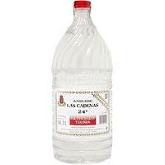 LAS CADENAS 24º Anisado Garrafa 3 litros