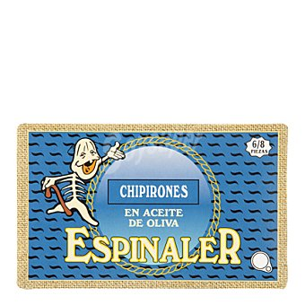 Espinaler Chipirones 80 g