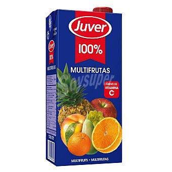 Juver Zumo concentrado 100% multifrutas Envase 1 lt