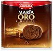 María Oro chocolate galleta de masa con chocolate puro paquete 795 g paquete 795 g Cuétara