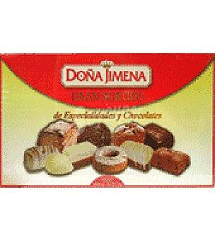 Doña Jimena Gran surtido de especialidades y chocolates Caja de 1500 g