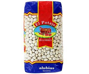 El potaje Alubia blanca Paquete de 1 kilogramo