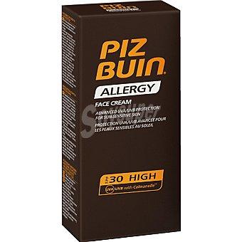 PIZ BUIN Allergy crema facial para pieles sensibles FP-30 tubo 40 ml