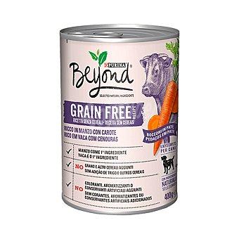 Beyond Purina Grain Free Comida Húmeda de Perro de Pavo 400g 400 grs