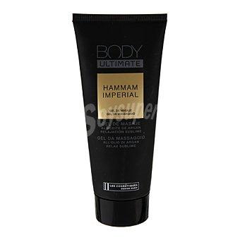 Les Cosmétiques Gel de masaje con aceite de Argán - Ultimate Body Hammam Imperial 100 ml