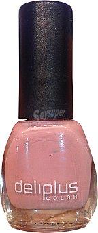 DELIPLUS Laca uñas nº 628 rosa palo 1 unidad