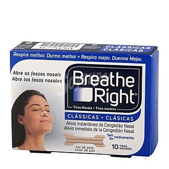 Breathe Right Tira nasal grande 10 ud