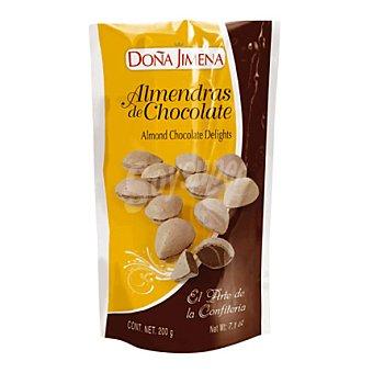 Doña Jimena Almendras de chocolate 200 g