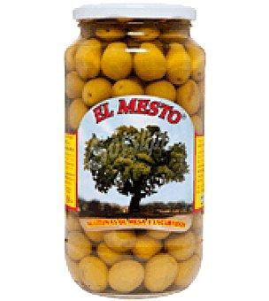 El Mesto Aceitunas manzanilla sabor anchoa 550 g