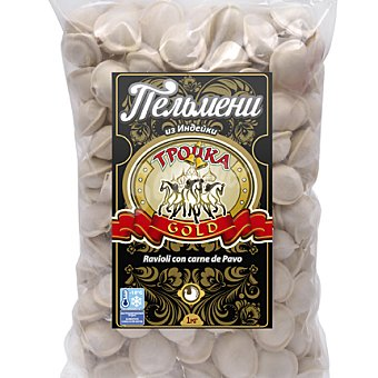 Tpouka Ravioli con carne de pavo 1 kg