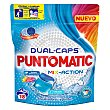Detergente en cápsulas Mix-action 18 lav. Puntomatic