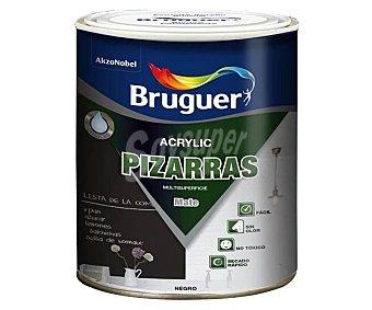 Bruguer Pintura multisuperficie pizarra negra mate bruguer