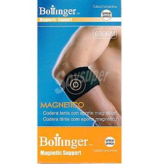 BOLLINGER 6306M Codera para tenis con aporte magnético