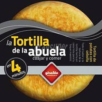 Giraldo Preparado de tortilla con huevo Tarrina 400 g