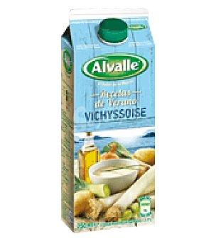 Alvalle Crema de puerros vichyssoise Envase 750 ml