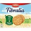 galletas de fibra integral con soja caja 550 g CUETARA FIBRA LINEA