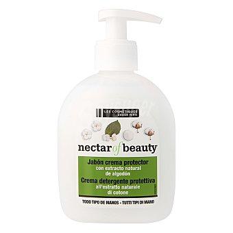 Les Cosmétiques Jabón crema protector con extracto de algodón - Nectar of Beauty 300 ml