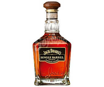 Jack Daniel's Tennessee Whisky single barrel 70 cl