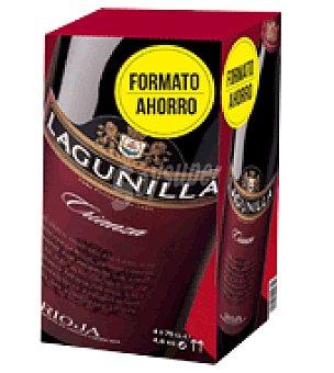 Lagunilla Estuche de Vino Tinto D.O. Rioja Crianza pack de 4x75 cl