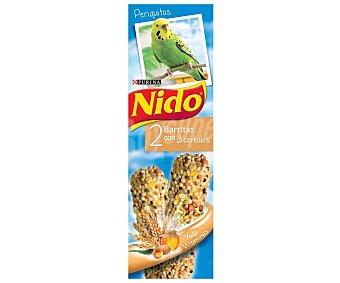 Purina Barritas para periquitos con 3 Cereales Caja 45 g