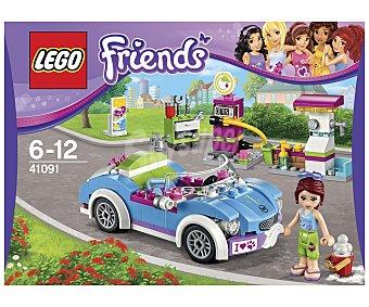 LEGO Juego de construcciones Friends El deportivo de Mia, 187 piezas, modelo 41091 1 unidad
