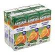 Nectar naranja sin azucar 6 x 200 cc Hacendado