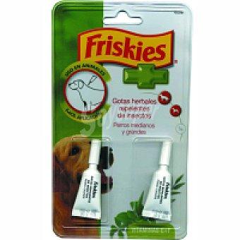 Friskies Purina Gotas herbales para perros Pack 1 unid