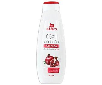 SANKO Gel de baño Granada 1250 ml