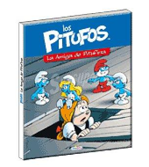LOS PITUFOS (la amiga de la pitufina)