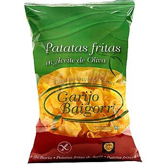 GARIJO BAIGORRI Patatas fritas en aceite de oliva Bolsa 150 g