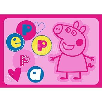 PEPPA PIG Alfombra infantil 1 Unidad