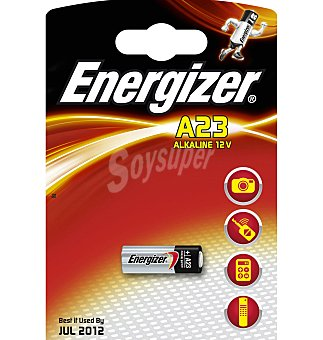 Energizer Pilas A23 blister 1 UNI