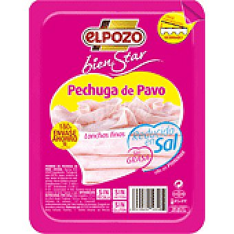 PAVO Pechuga bien star r/sal-gra 180 GRS