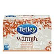 Infusión de canela y naranja Warmth  20 ud en bolsitas Tetley